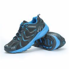 Harga Sepatu Running Lari Olahraga Keta 193 Abu Biru Baru