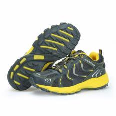 Jual Sepatu Running Lari Olahraga Keta 193 Abu Kuning Antik