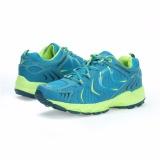 Cuci Gudang Sepatu Running Lari Olahraga Keta 193 Biru Hijau