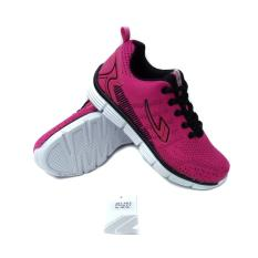 Jual Newera Sepatu Running Wanita Nice Ne Navy Fushia Newera Original