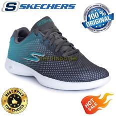 Promo Sepatu Running Sneaker Skechers Go Step Lite Interstellar 14490 Cctl Charcoal Teal Skechers Terbaru