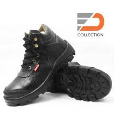 Harga Sepatu Safety Asli Kulit Sapi Original