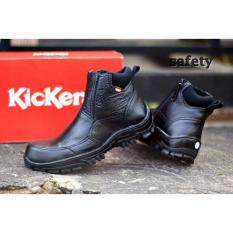 Sepatu Safety Boots Kickers Graham New