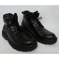 Spesifikasi Amelia Olshop Sepatu Safety Capello Hitam Merk Capello