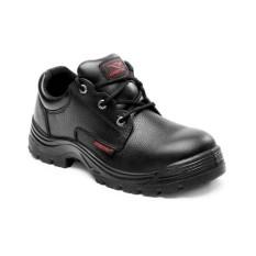 Sepatu Safety Cheetah Original - Safety Shooes Black 3002H