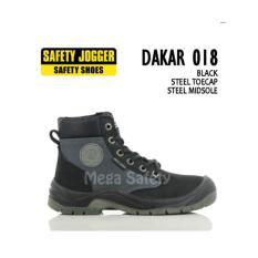 Sepatu Safety Jogger Dakar 018 Black - 5Ux2Gm