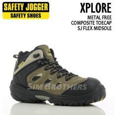 Sepatu Safety Jogger Xplore - B36C76