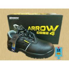 Sepatu Safety Krisbow Arrow 4 Inch - Fmnpbc