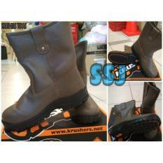 Sepatu Safety Krusher Texas - Tldnr7
