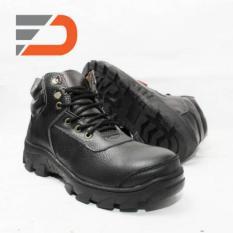 Toko Sepatu Boots Safety Kulit Pdh Pdl Pria Kulit Sapi Asli Lapangan Hiking Touring Polisi Hangout Lengkap Di Indonesia