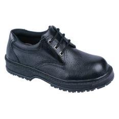 Sepatu Safety Premium Asli Buatan Cibaduyut - ERLI 001 Murah