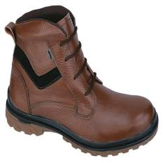Sepatu Safety Premium Asli Buatan Cibaduyut - ERMP 162 Murah