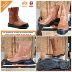 Sepatu Safety / Safety Shoes Kings Kwd 805 - W82gbq
