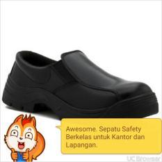 Sepatu Safety Shoes Cheetah 3001H sekelas Kings