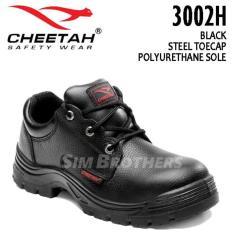 Sepatu Safety Shoes Cheetah 3002H - 83Rnof