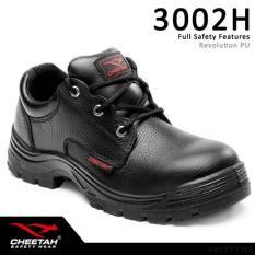 Sepatu Safety Shoes Cheetah 3002H - Uamkq3
