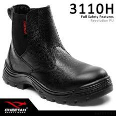 Sepatu Safety Shoes Cheetah 3110H - 2Qsdrm