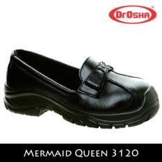 Sepatu Safety Shoes Dr Osha Mermaid Queen 3120 Women Wanita - Kq6v6c