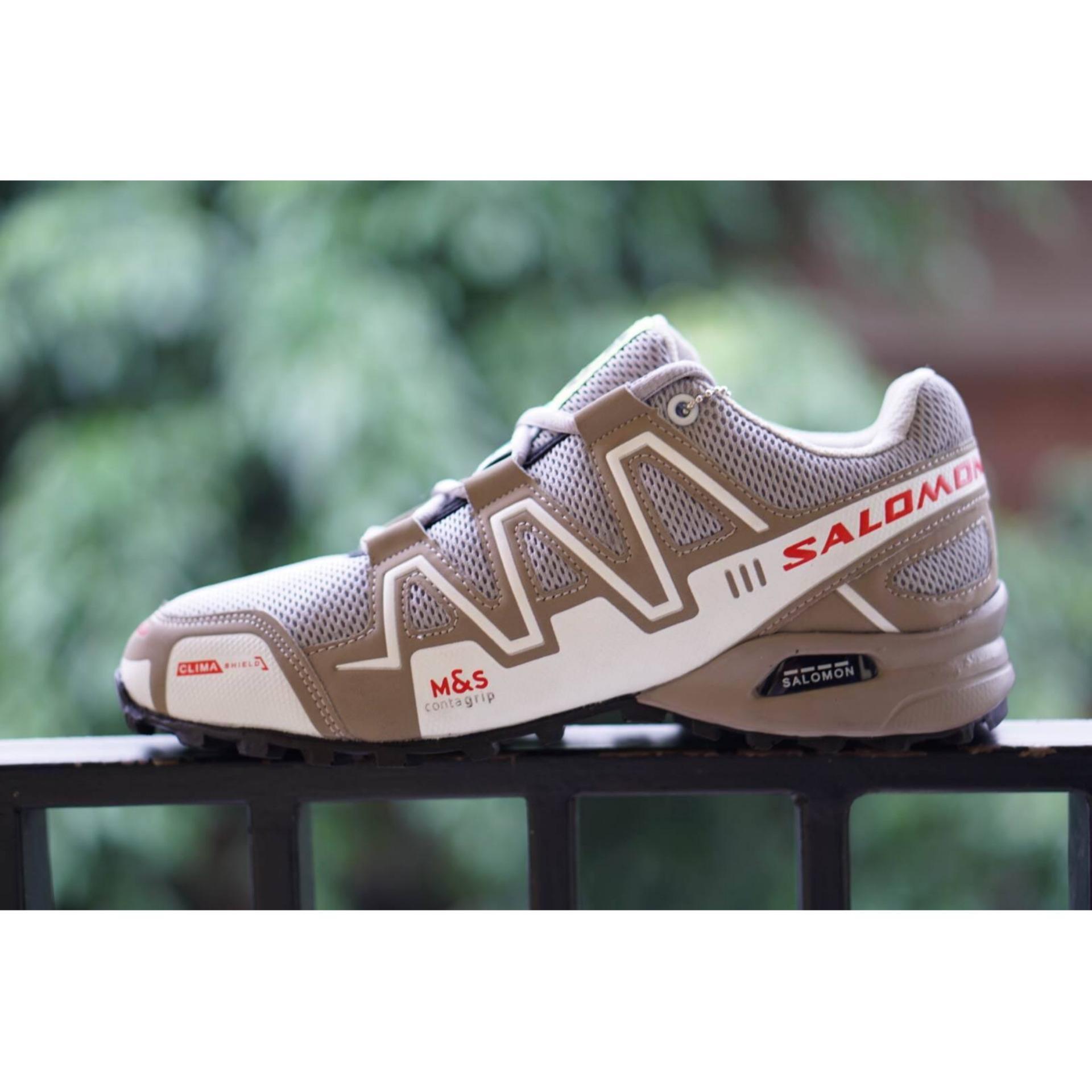 Pencari Harga Sepatu Salomon Speedcross 3 Running Sport terbaik murah - Hanya Rp133.931