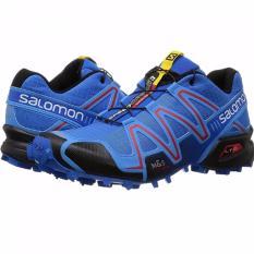 Beli Sepatu Salomon Speedcross 3 Running Sport Blue Lengkap