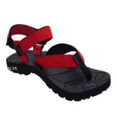 Harga Sepatu Sandal Gunung Calloso Simba 01 Merah Fullset Murah