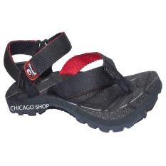 Harga Sepatu Sandal Gunung Cjh 01 Hitam Yang Murah Dan Bagus