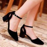 Harga Sepatu Sandal High Heels Wanita Sendal Cewek Sdh17 Hitam Premium Termurah Terlaris Yang Bagus