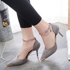 Beli Sepatu Sandal High Heels Wanita Sh37 Scriptls Online
