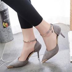 Ulasan Lengkap Sepatu Sandal High Heels Wanita Sh37
