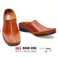 Sepatu Sandal Pria Formal - Kulit Terbaru (Gol Indonesia) - 7Dbe67
