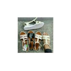 Jual Sepatu Sandal Sendal Wanita Cewe Tali Glass Gracia Karet Gladiator Online