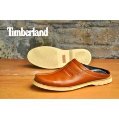 Sepatu Sandal Timberland -Sepatu Sandal Tutong - Sandal Kulit Pria - Sepatu Sandal Kulit