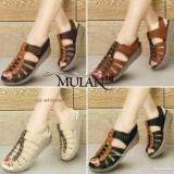 Harga Sepatu Sandal Wanita Kickers Mulan 1200 Mulan Online