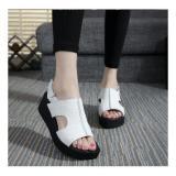 Harga Sepatu Sandal Wedges Elegant Yg Bagus