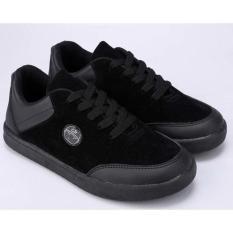 Sepatu Sekolah Anak Laki-Laki Cowok SD Warna Hitam CJR CSN 089 CR