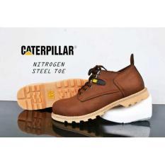 Sepatu Semi Middle Boot Pria Cat ( Caterpillar ) - D69395