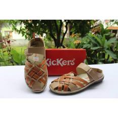 Toko Sepatu Sendal Tali Motif Anyam Kickers Cewek Lengkap Jawa Barat
