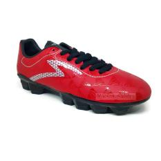 Sepatu Sepak Bola SPECS QUARK FG Chestnut Red / Black / Silver 100% ORIGINAL