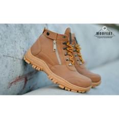 sepatu SEPATU BOOTS PRIA SAFETY MOOFEAT ELASTICO ORIGINAL MOOFEAT