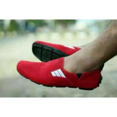 Harga Sepatu Slip On Ads Merah Asli