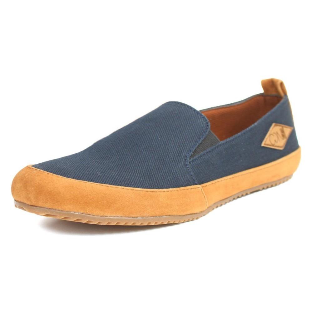 Sepatu Slip on Casual Pria Goodness Original - sepatu HITAM Coklat Navy  OCEAN Cevany - kickers 4bf77d81c4