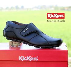 Sepatu Slip On Kickers Monza