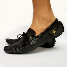 Beli Sepatu Slip On Pria Kulit Mocassin Mr Darwis Yang Bagus