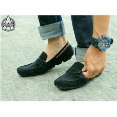 Spesifikasi Sepatu Slip On Pria Mocasin Avail Original Sepatu Slip On Pria Avail Everbest Hitam Beserta Harganya