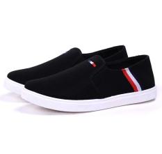 Jual Beli Sepatu Slip On Pria Size 40 Black Di Dki Jakarta
