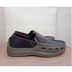 Sepatu Slip On / Sepatu Santai Ardiles Lowa Cokelat