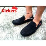 Jual Kiekersss Sepatu Slop Slip On Casual Jvl Selop Santai Casual Pria Original