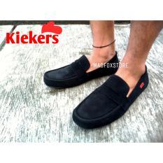 Jual Kiekersss Sepatu Slop Slip On Casual Jvl Selop Santai Casual Pria