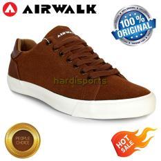 Toko Sepatu Sneaker Airwalk Jedi 17Pvm0211 Dk Camel Murah Di Indonesia