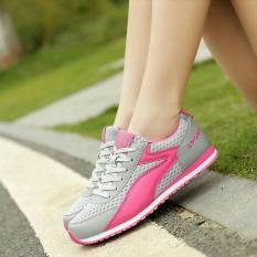 Sepatu Sneaker Joging Abu Fanta DN